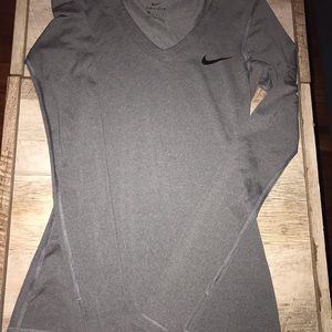 Nike Long Sleeve Dri-Fit Shirt
